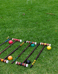 Occasions Croquet Set