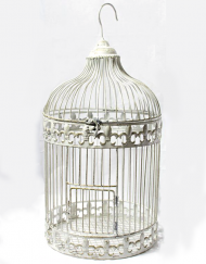Occasions Bird Cage Wishing Well