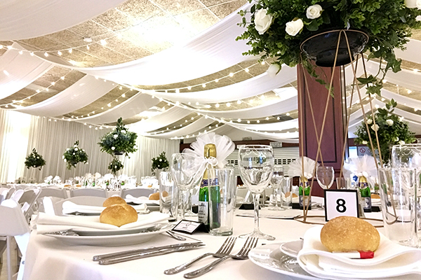 Occasions Event Management Tableware